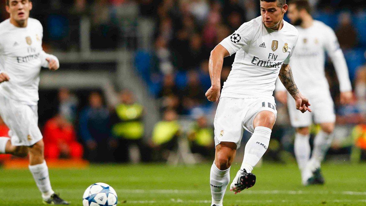 Mercato - Real Madrid : Un départ prévu en interne pour James Rodriguez ?