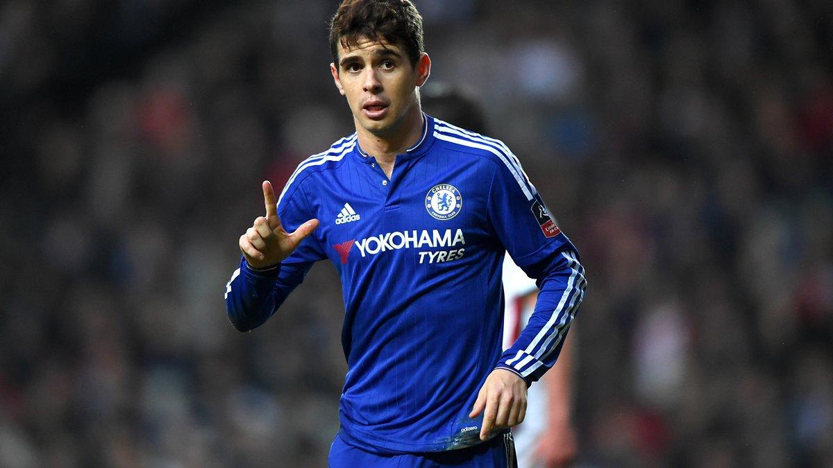 Chelsea FC - Mercato : Oscar, revirement sur son transfert à Shanghai