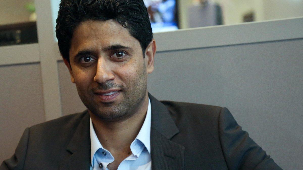 Polémique : Nasser Al-Khelaïfi justifie la mise à pied à titre conservatoire de Serge Aurier