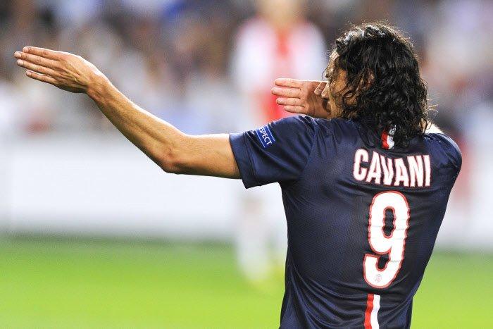 PSG : Mourinho prêt à lâcher 45M€ pour Cavani