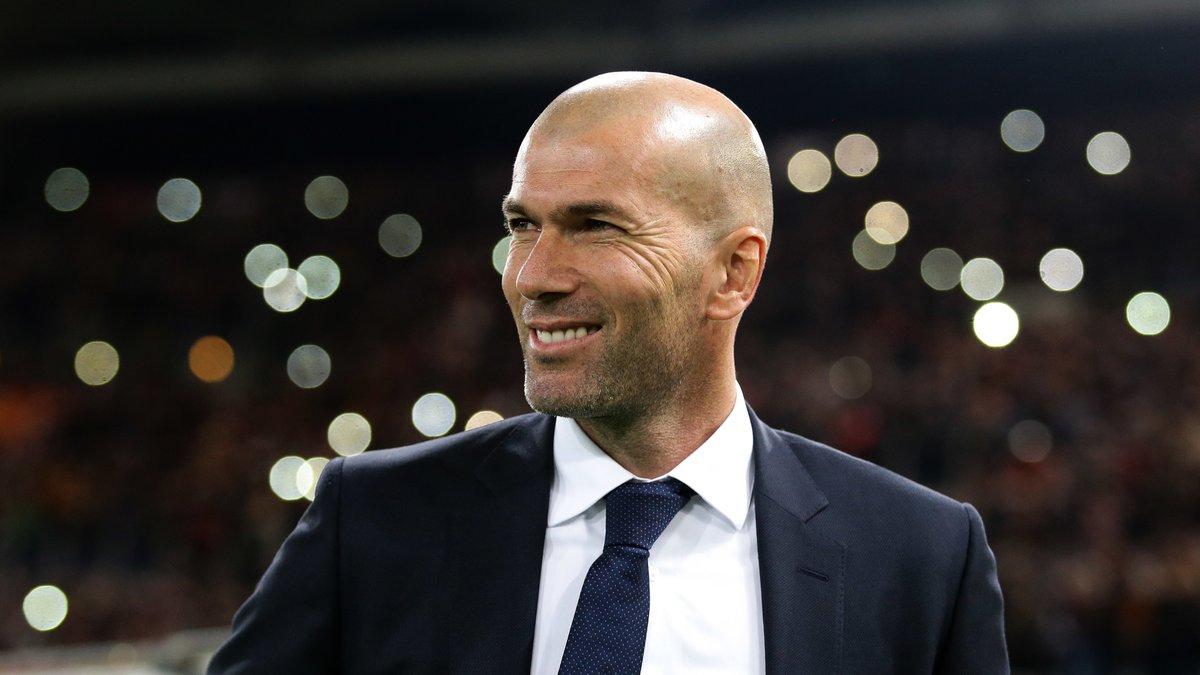 Real Madrid : La phrase forte de Zinedine Zidane sur son avenir