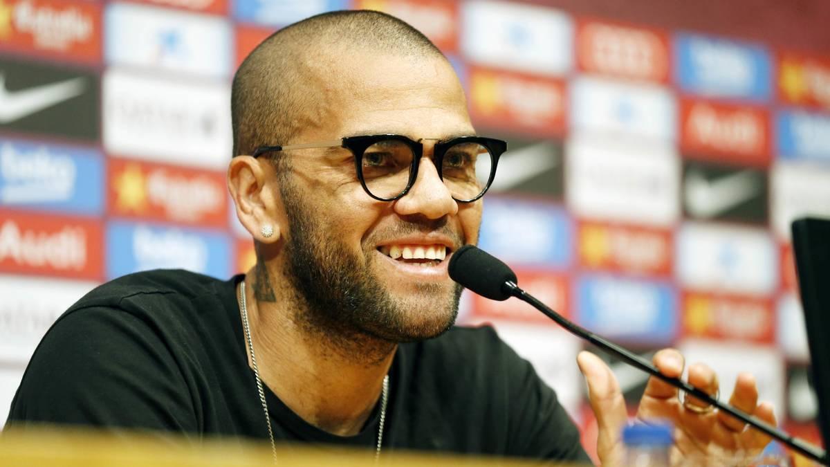 Barcelone : Daniel Alves aurait tranché pour son avenir