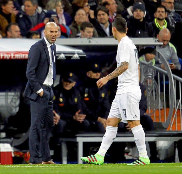 Polémique : Cet ancien du club qui tacle Zidane pour défendre James Rodriguez