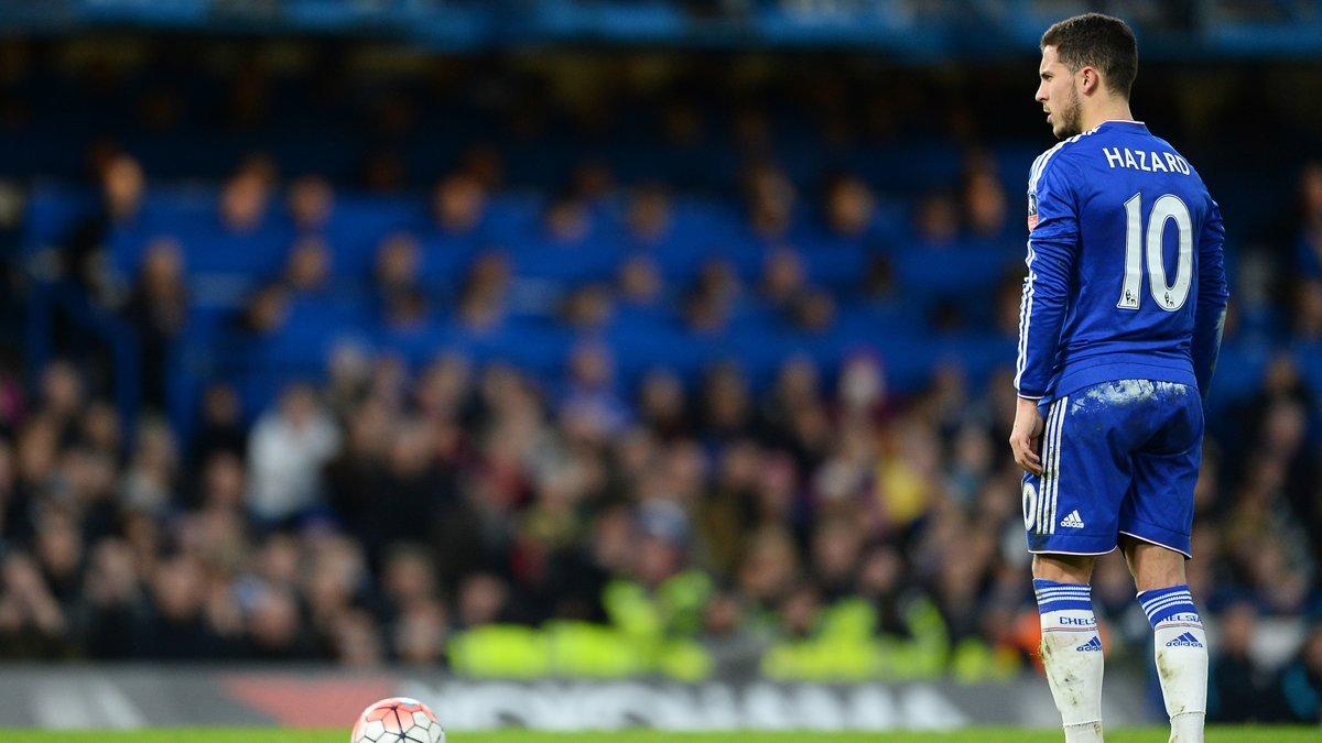 PSG : La tendance se confirme pour Eden Hazard