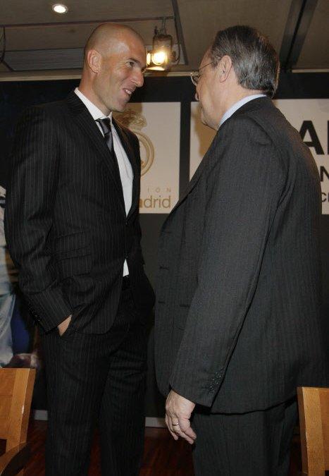 Real Madrid : Cette discussion entre Zidane et Pérez qui pourrait tout changer