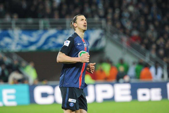 Zlatan Ibrahimovic et la possibilité de tout gagner cette saison avec le PSG