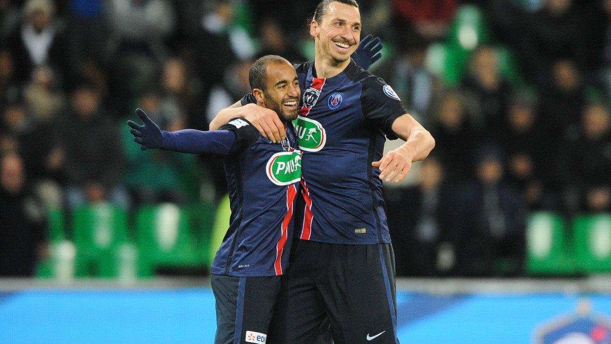 PSG : Tour Eiffel, avenir… Lucas commente la sortie de Zlatan Ibrahimovic