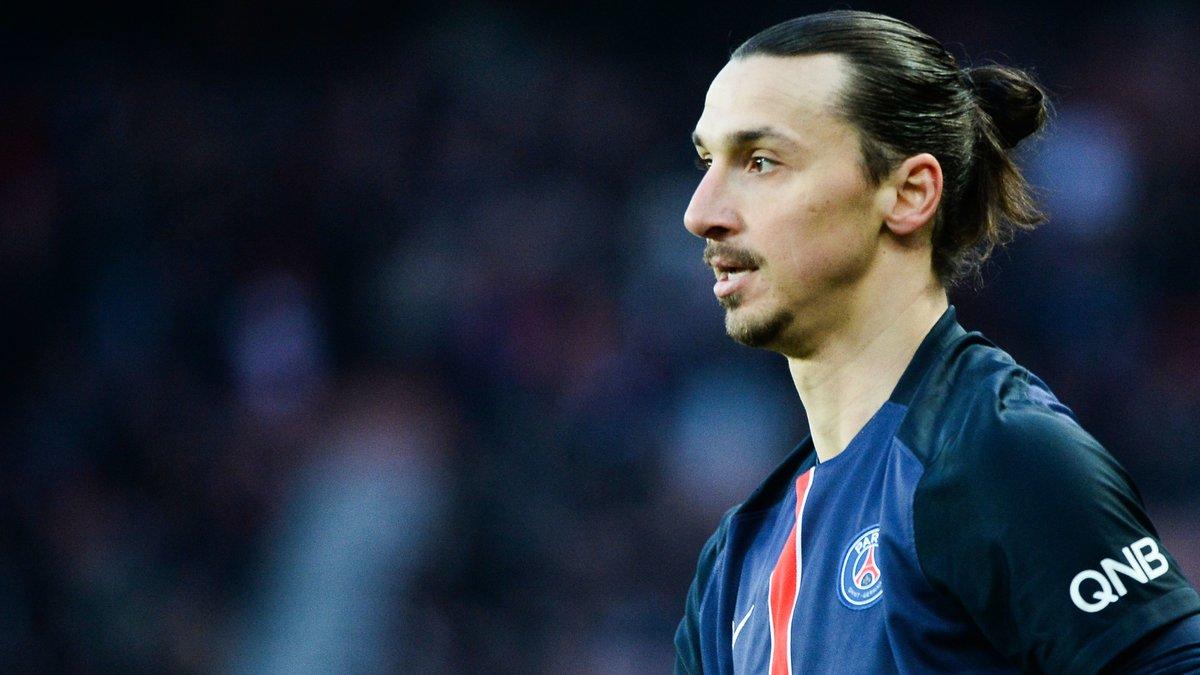 PSG : Zlatan Ibrahimovic fait passer un message au public du Parc des Princes