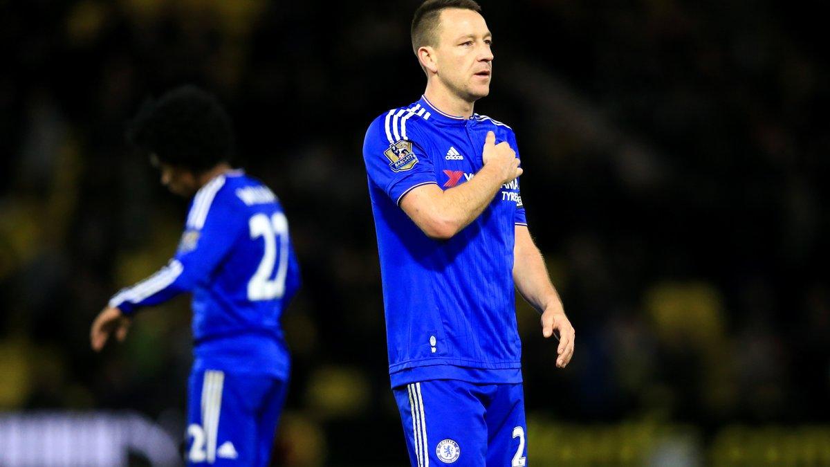 John Terry est convaincu que Chelsea éliminera le PSG
