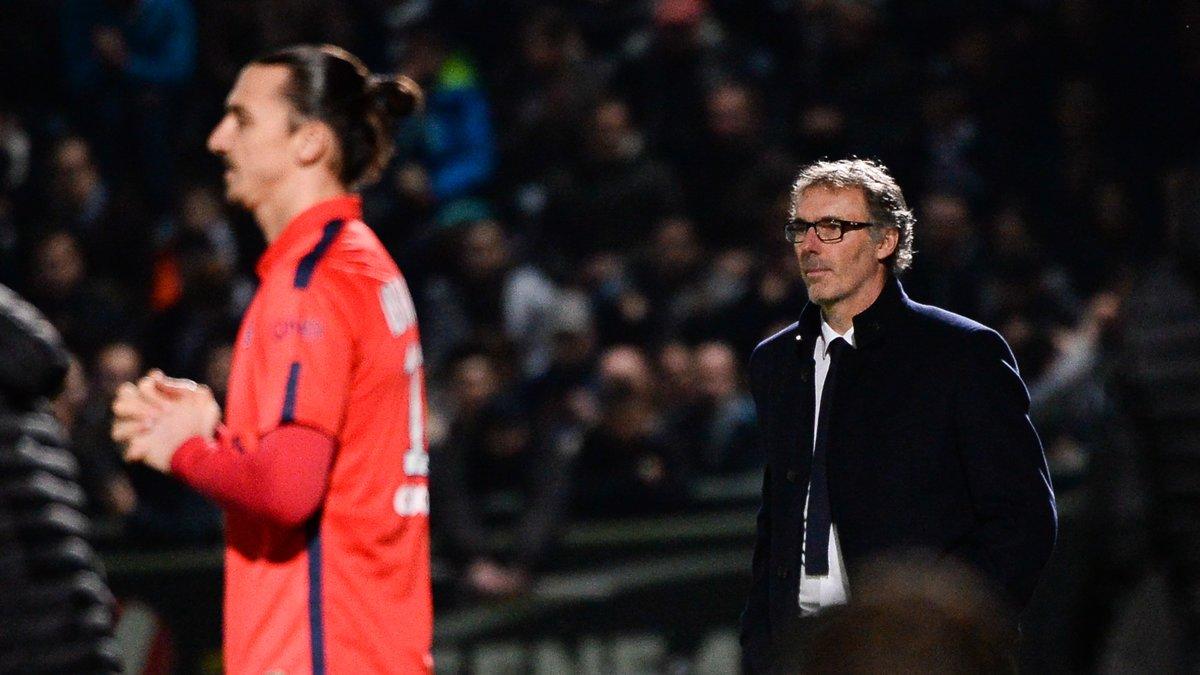 PSG : Laurent Blanc et l'importance de Zlatan Ibrahimovic dans le projet du PSG