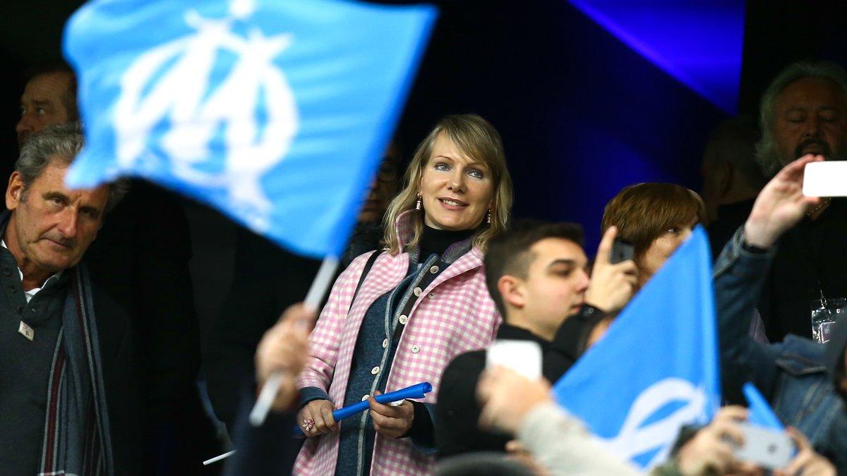 OM : Une offre de rachat repoussée par Margarita Louis-Dreyfus