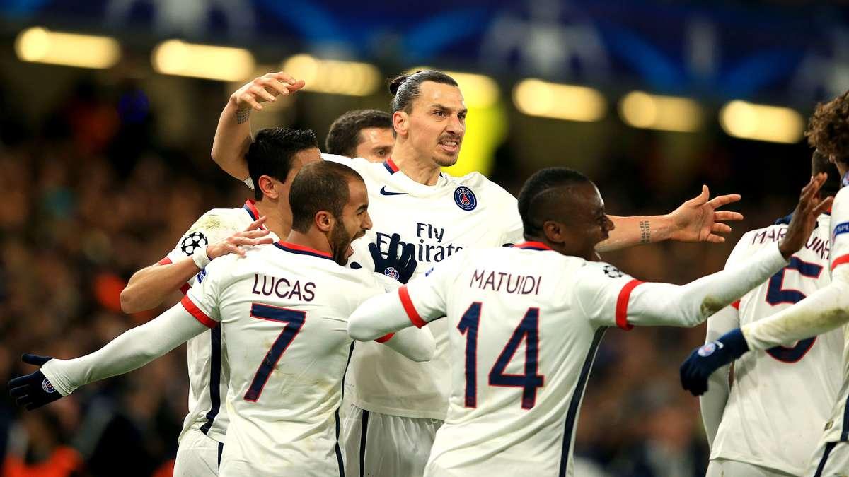 Chelsea-PSG : Les notes des Parisiens