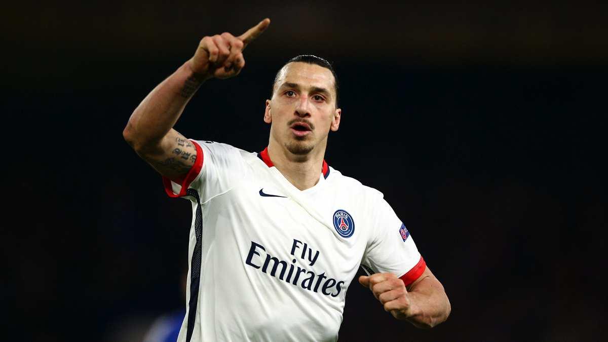 PSG : Zlatan Ibrahimovic entretient toujours le mystère concernant son avenir