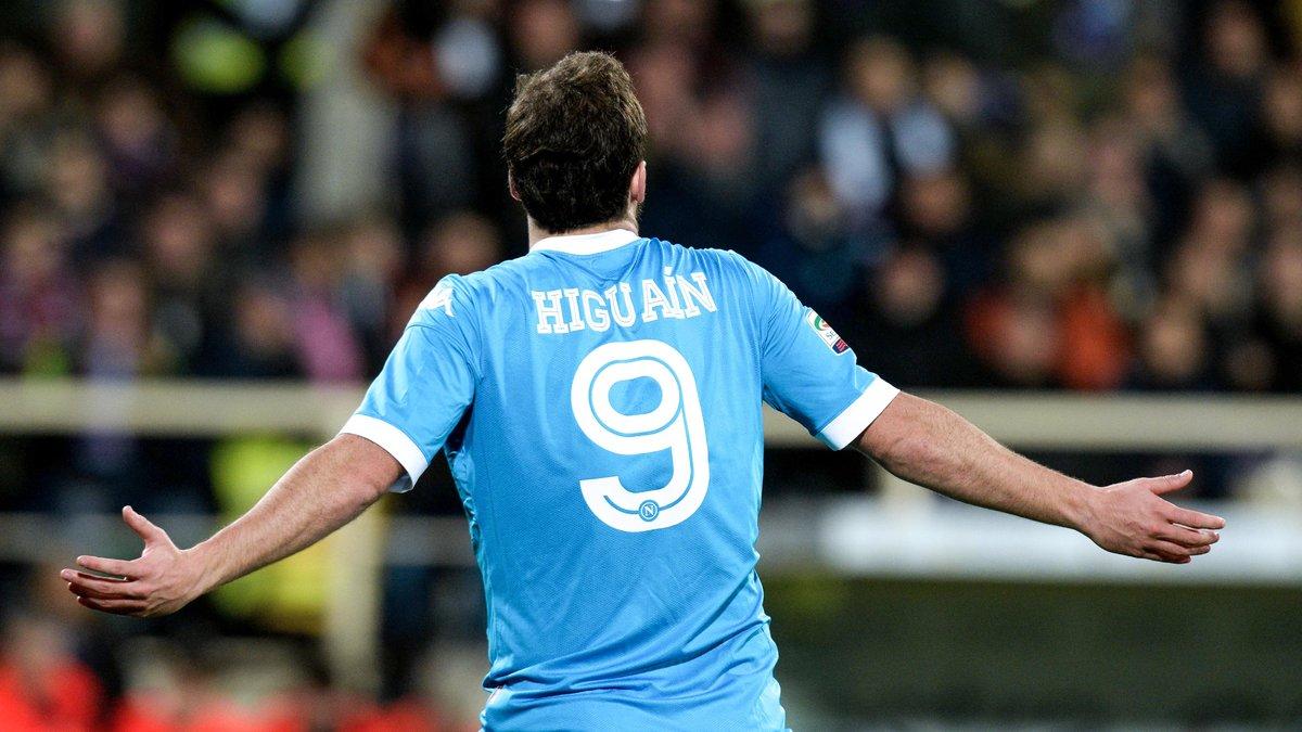 PSG : Une concurrence féroce pour Al-Khelaïfi avec Higuain