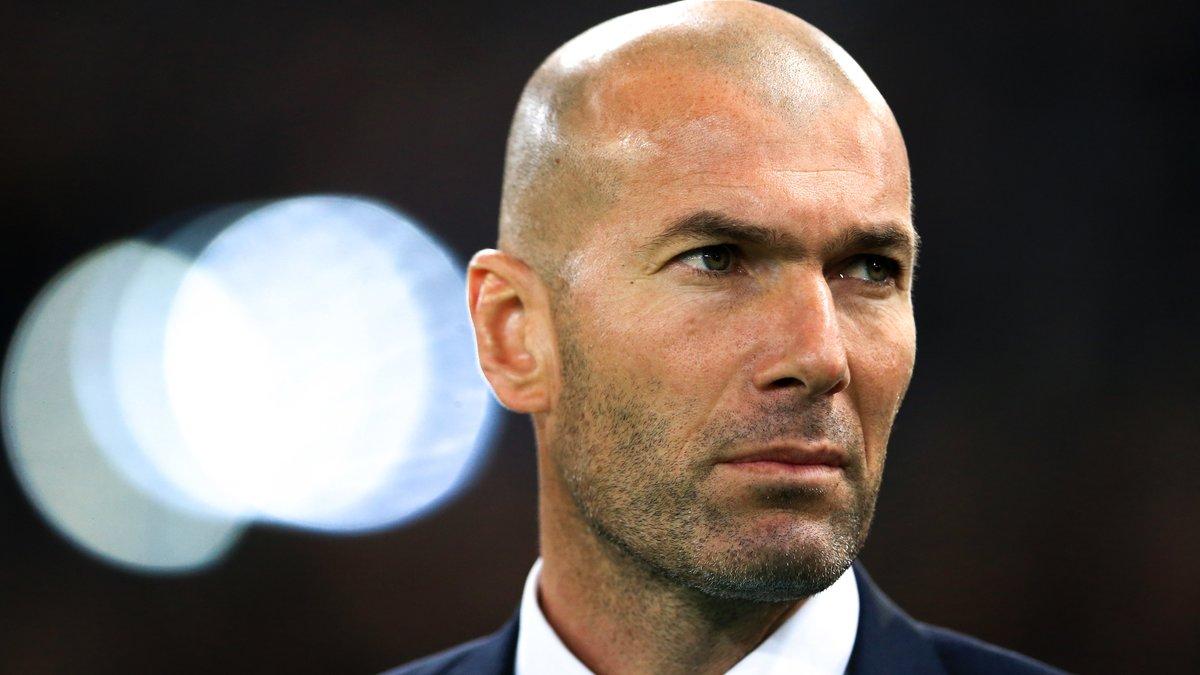 Zidane : «Le Real Madrid est le club de ma vie !»