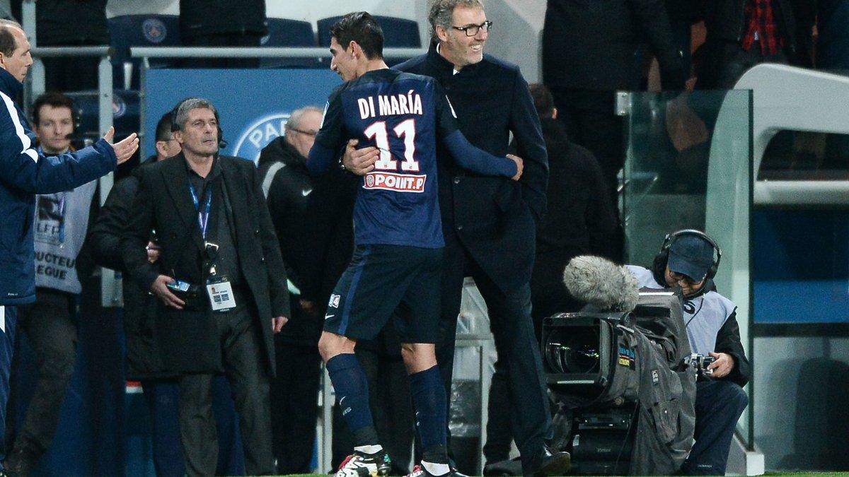 PSG : Cette discussion décisive entre Laurent Blanc et Angel Di Maria