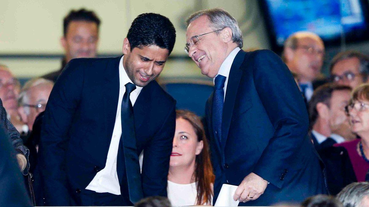 PSG : Al-Khelaïfi en concurrence avec le Real Madrid pour ce proche d'Emery