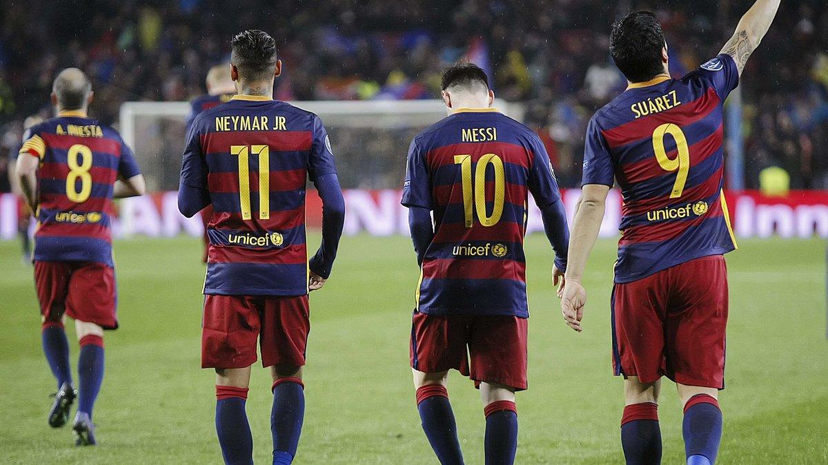 Barcelone : Quand Lionel Messi juge son entente avec Neymar et Luis Suarez