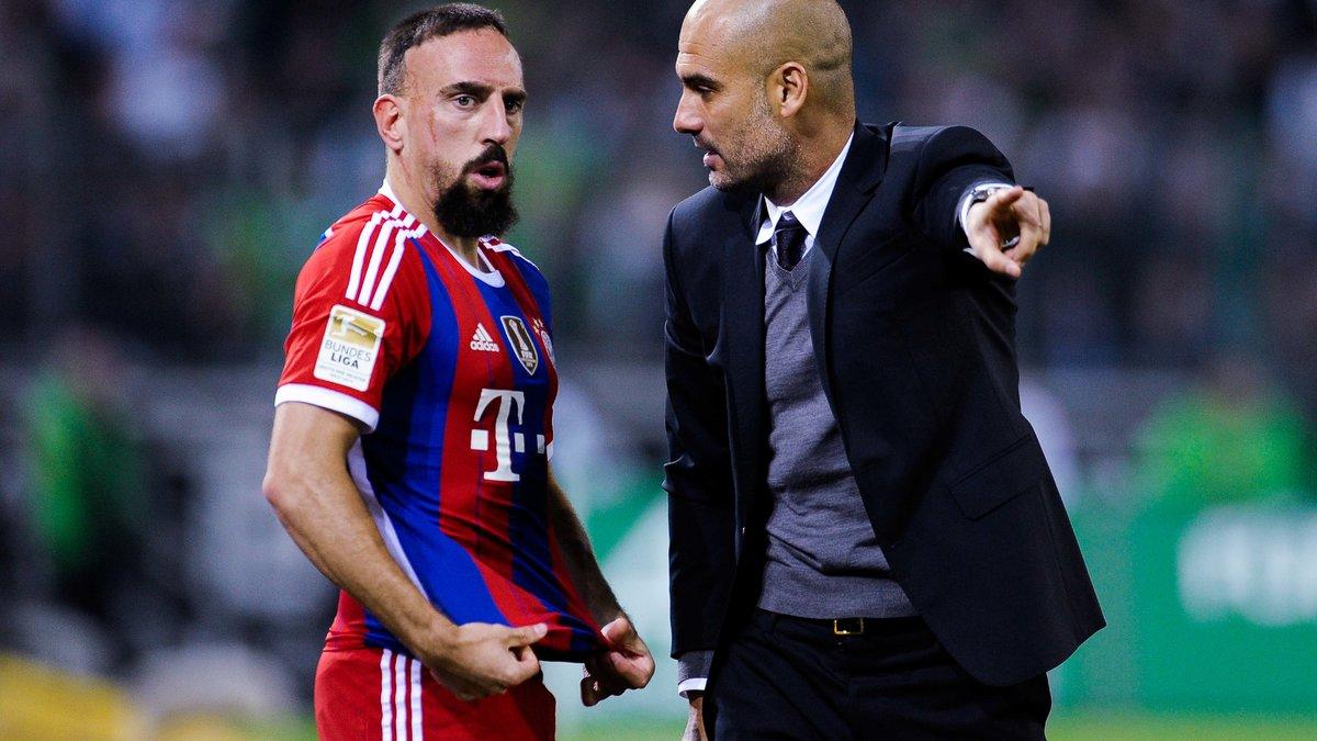 Bayern Munich   Bayern Munich - Malaise : Franck Ribéry ...