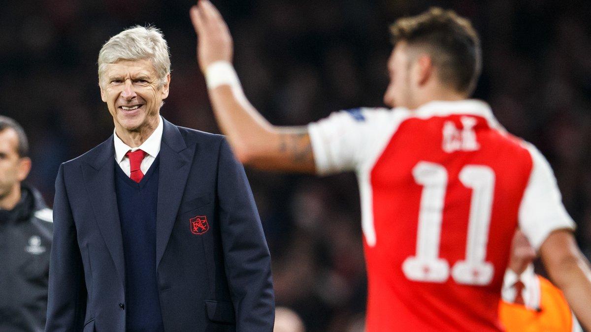 Barcelone : Wenger aurait fixé le prix pour Mesut Özil