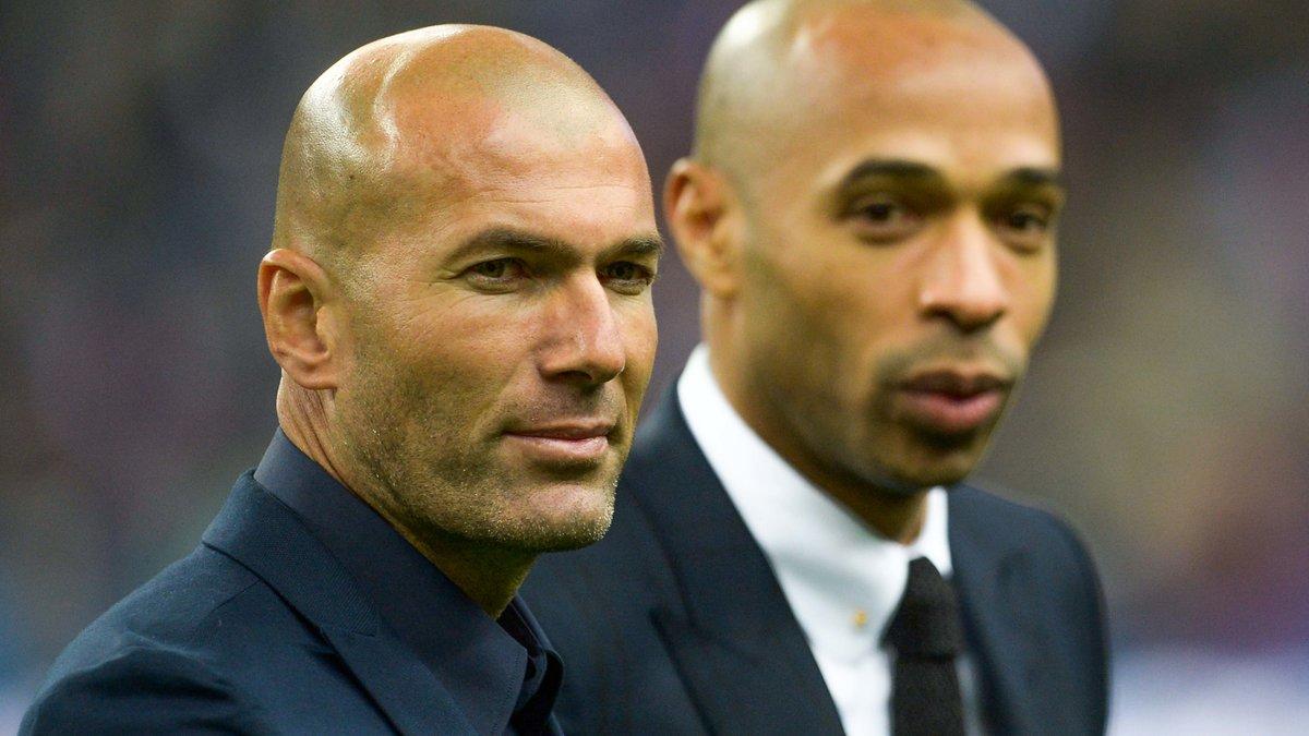 Real Madrid : Thierry Henry revient sur la nomination de Zidane