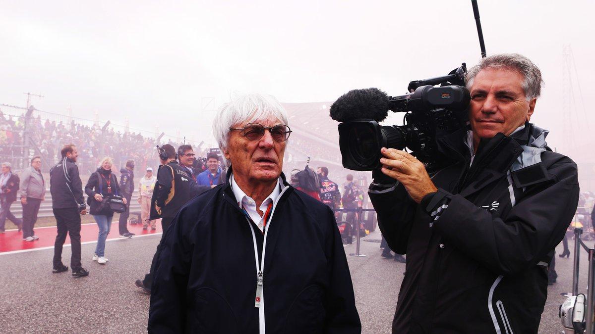 L'incroyable sortie de Bernie Ecclestone qui dézingue tous les pilotes