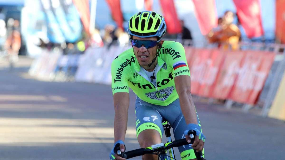 Alberto Contador entretient le mystère pour son avenir
