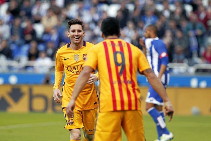 Barcelone : La nouvelle valeur de Luis Suarez