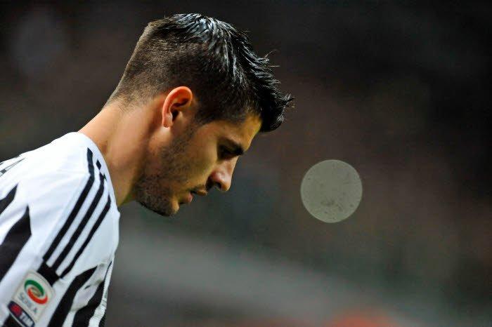 Les adieux émouvants d'Alvaro Morata à la Juventus Turin