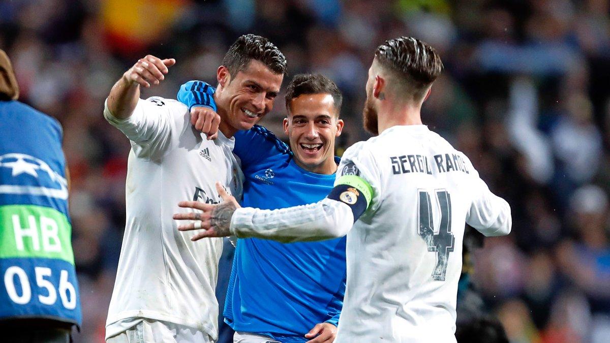 Real Madrid : Sergio Ramos s'inquiète de la blessure de Cristiano Ronaldo