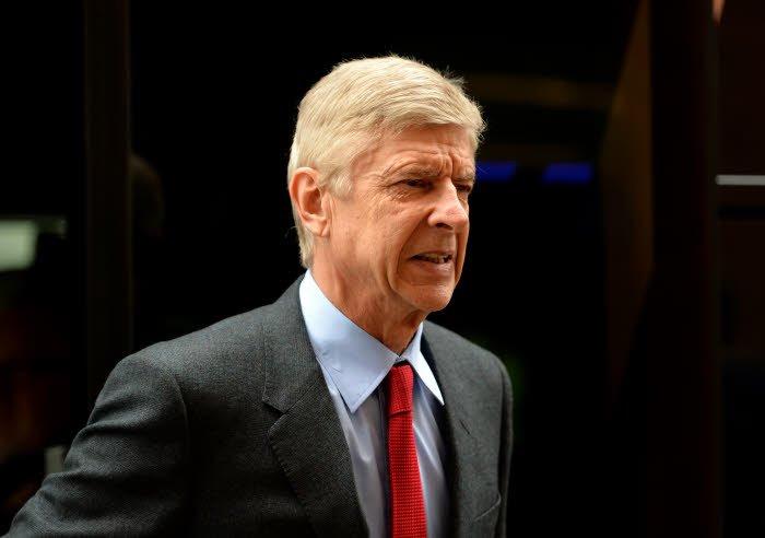 Gazidis a évoqué l'avenir de Wenger — Arsenal