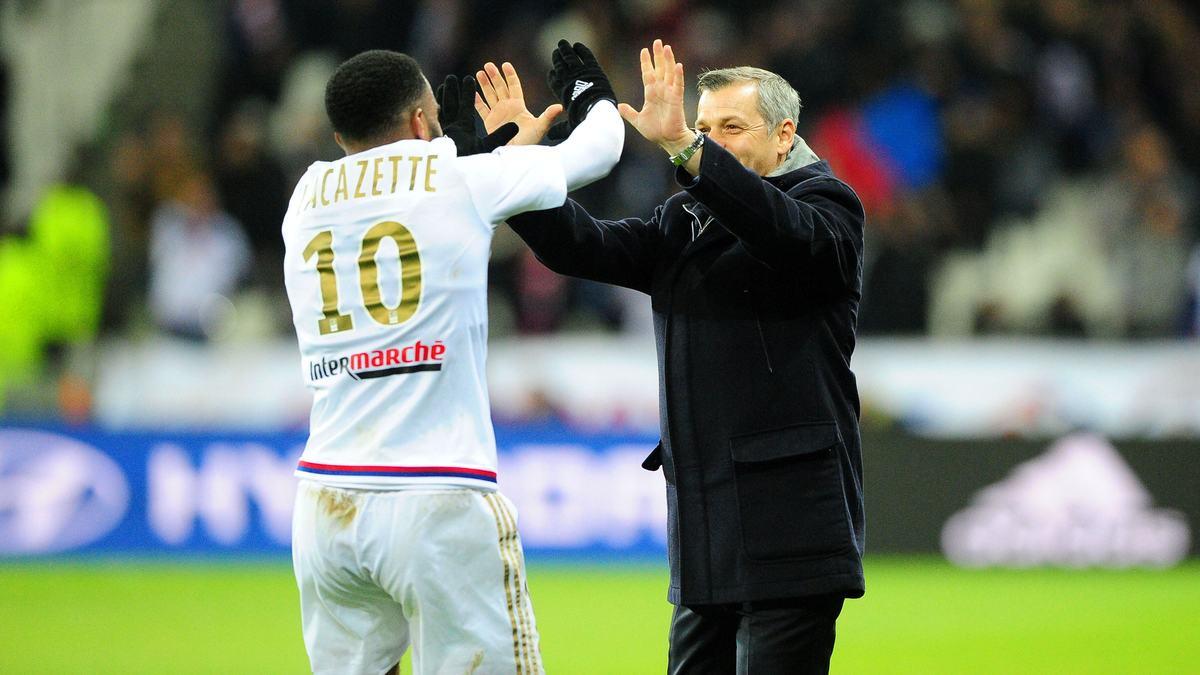 Lyon-Bastia: Genesio a