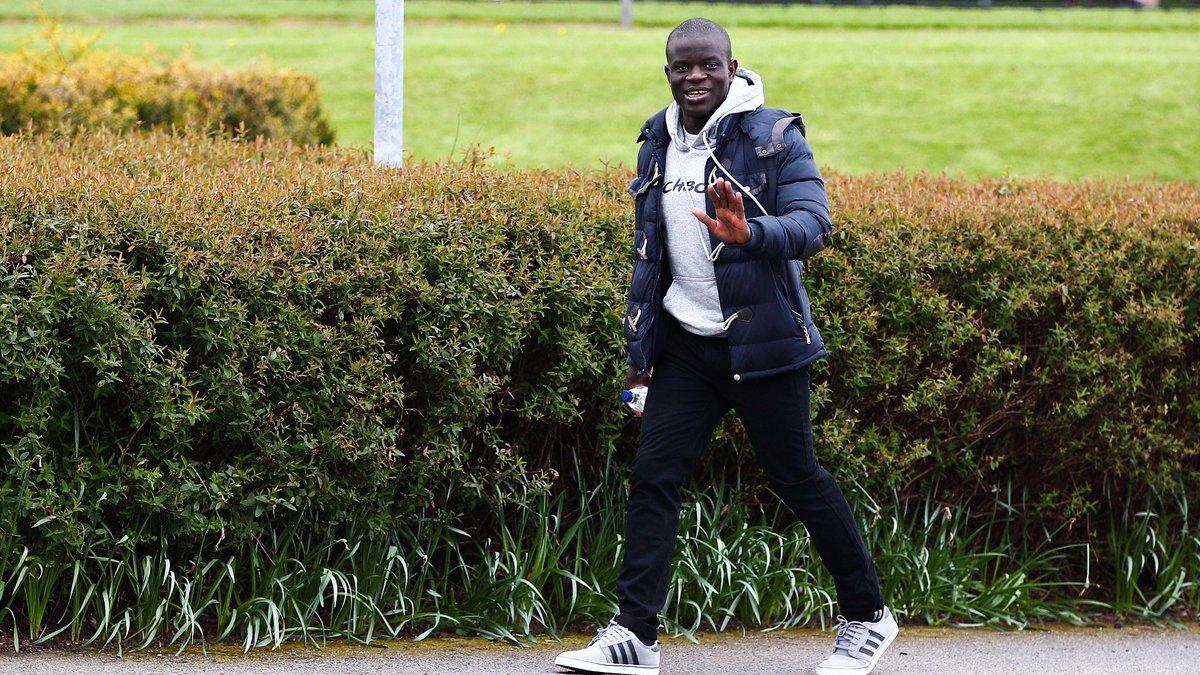 N'Golo Kanté vers Chelsea — Mercato