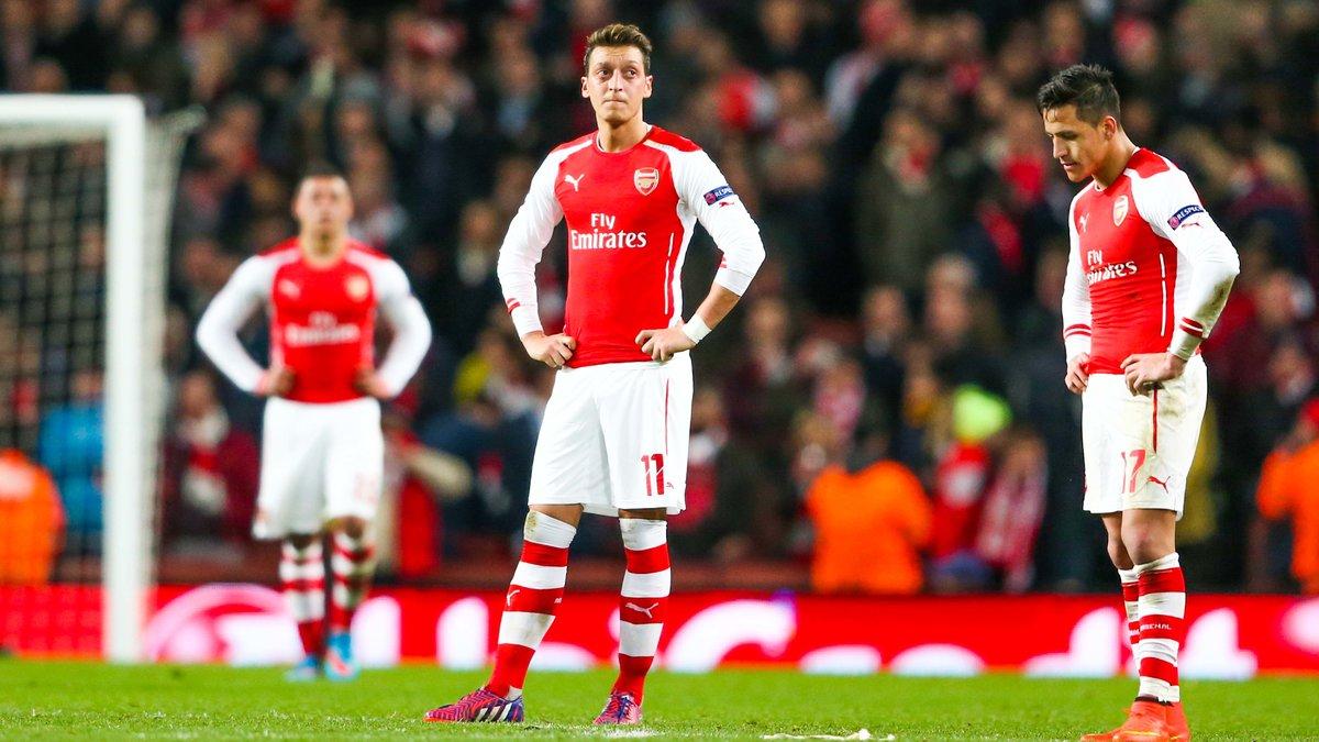 Arsenal : Ce choix fort d'Arsène Wenger pour Mesut Özil et Alexis Sanchez