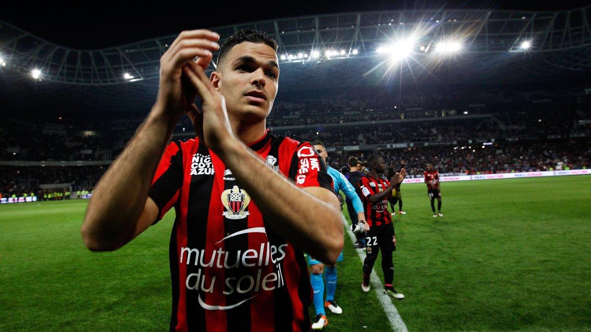 L'OGC Nice y croit encore un peu pour Hatem Ben Arfa