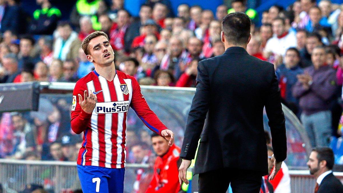 L'Atletico furieux contre le Barça pour Griezmann — Mercato