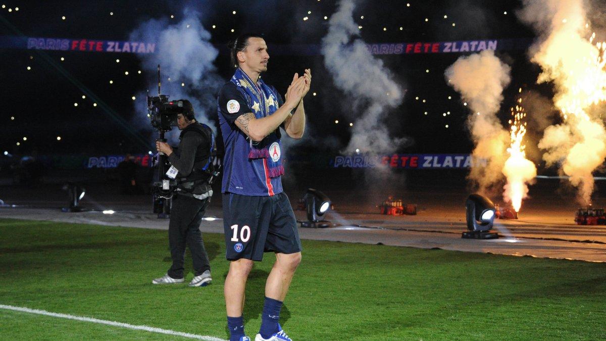 Mercato | Mercato - PSG: ¡Ibrahimovic se despide de sus mudanzas en Parc des Princes!