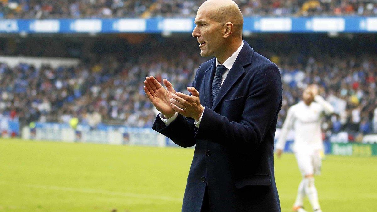 Les confidences de Didier Deschamps sur Zinedine Zidane