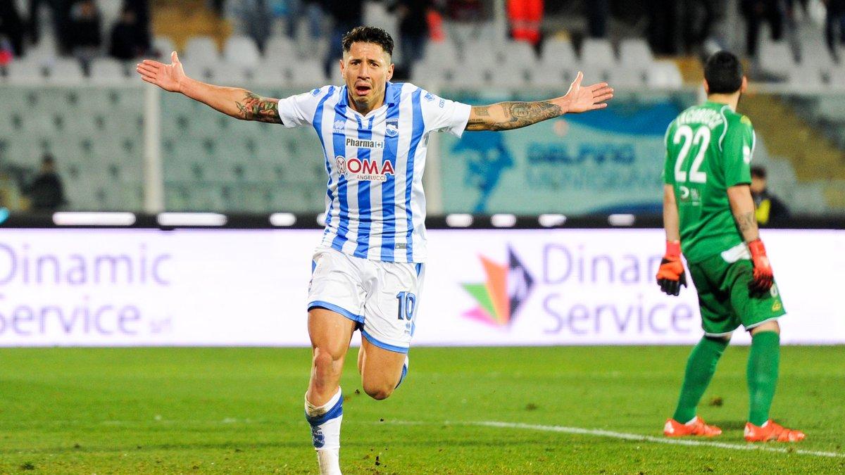 OM : Marseille serait toujours dans la course pour Gianluca Lapadula