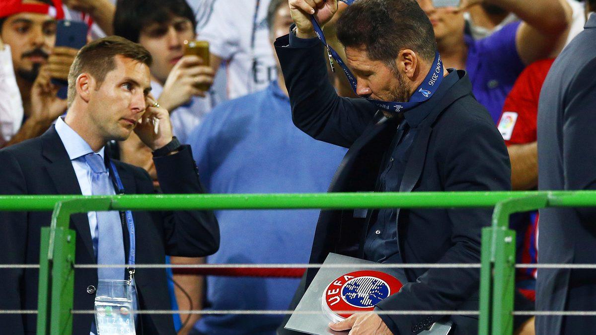 PSG : La piste Diego Simeone toujours d