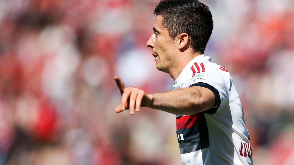 Bayern Munich : L