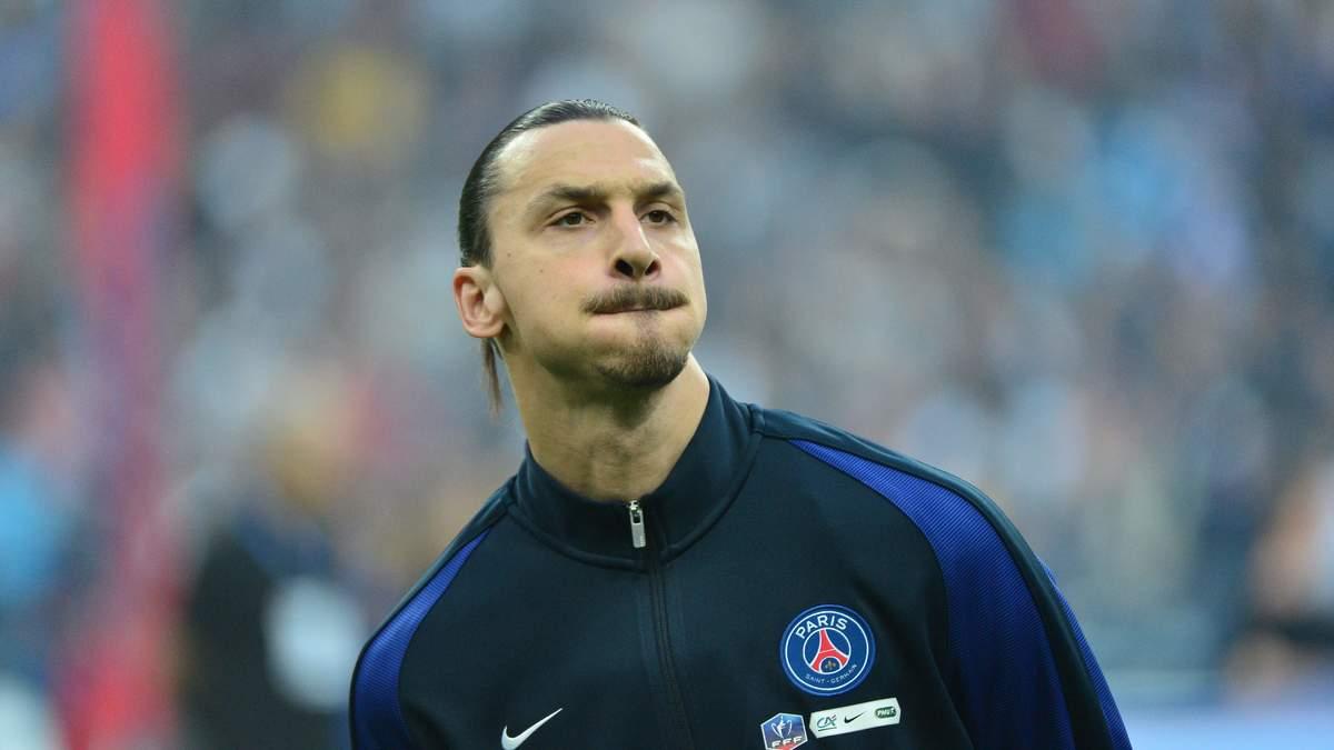 Zlatan Ibrahimovic en plein conflit avec le PSG