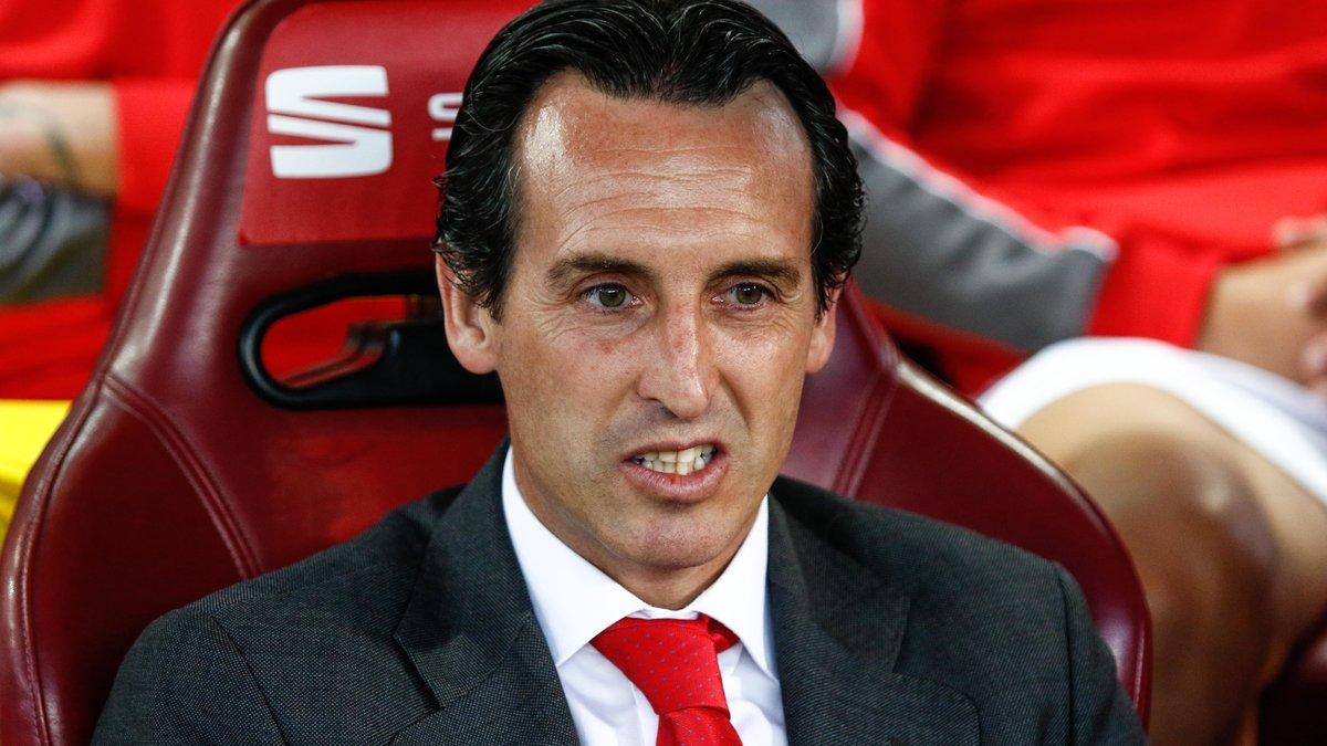PSG : Unai Emery finalement prêt à faire machine arrière