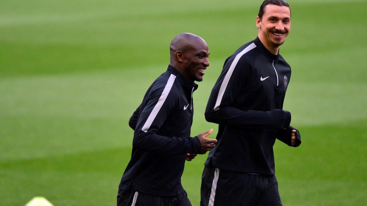 PSG : L'étonnant souhait de Zoumana Camara pour l'avenir de Zlatan Ibrahimovic