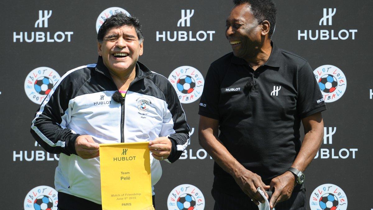 Barcelone : Quand Maradona tacle sèchement Lionel Messi
