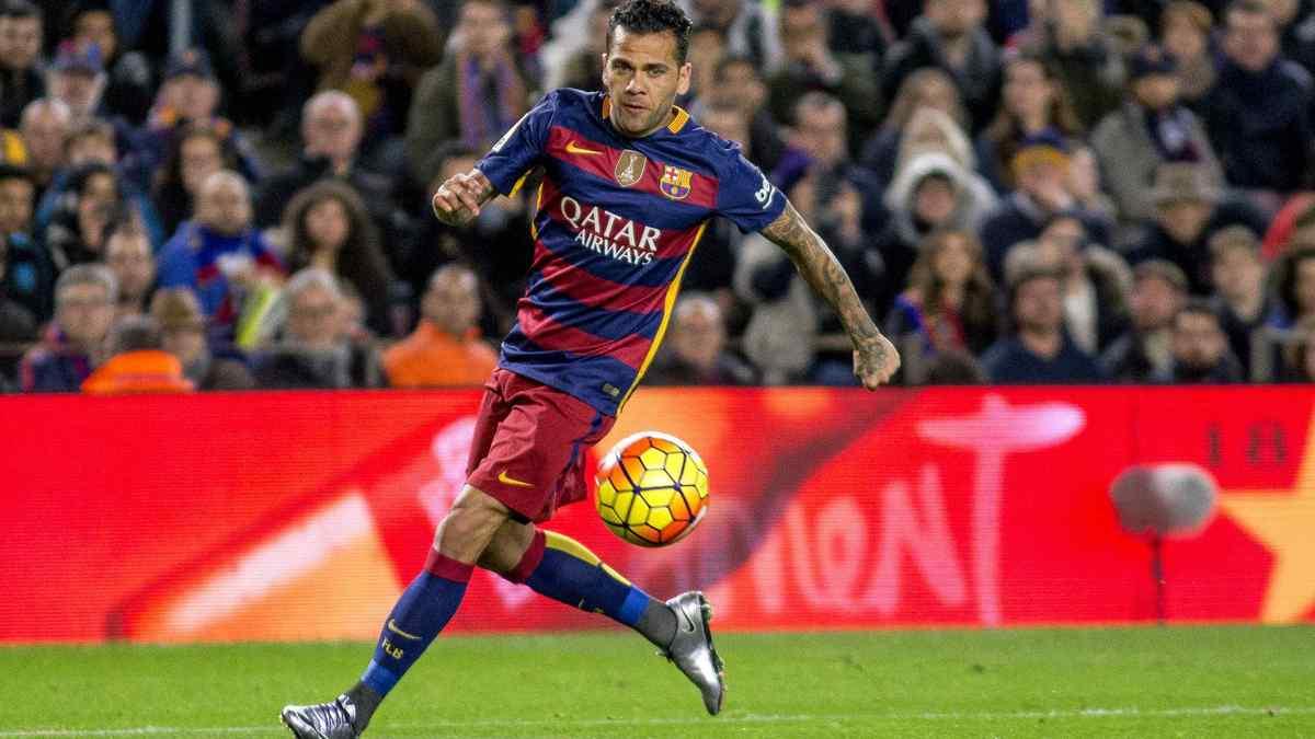 Dani Alves règle ses comptes avec Barcelone