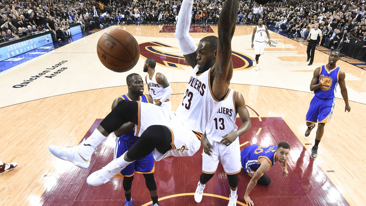 NBA : LeBron James ne ressent pas la pression avant le match 7