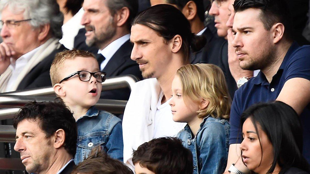 L'arrivée d'Ibrahimovic à Manchester United confirmée par… son fils