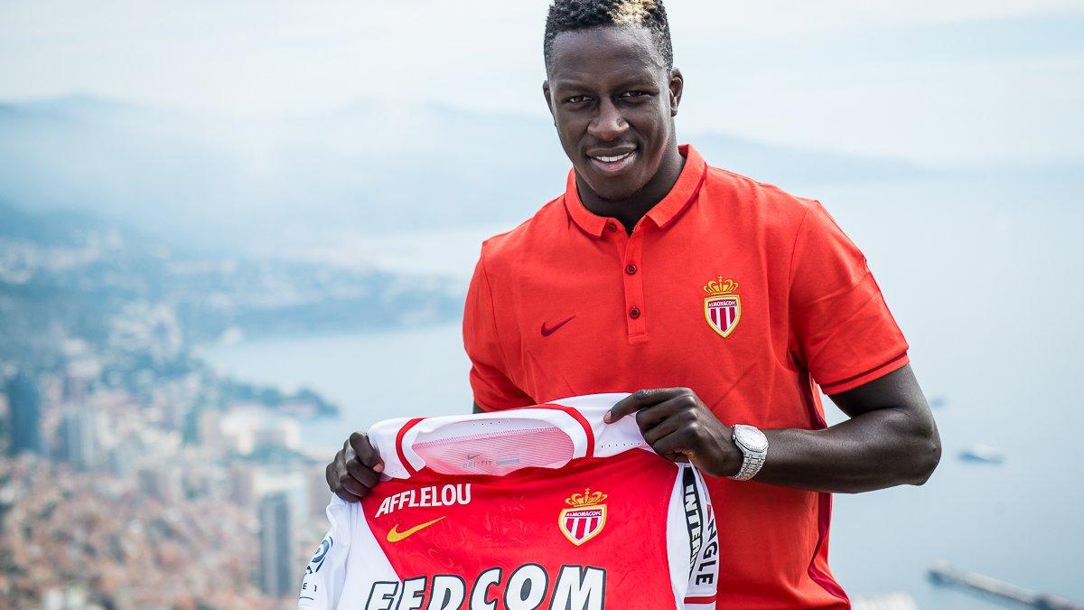 Sidibé sur le banc de Monaco face à Toulouse