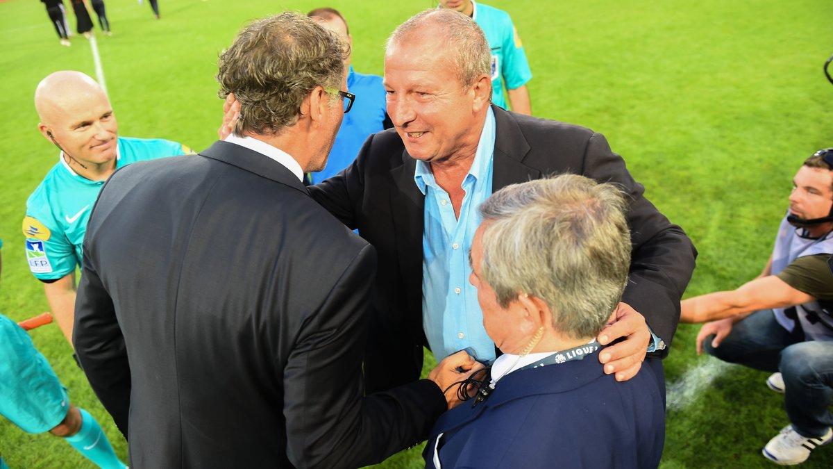 PSG : Quand Rolland Courbis «félicite» Laurent Blanc pour son licenciement